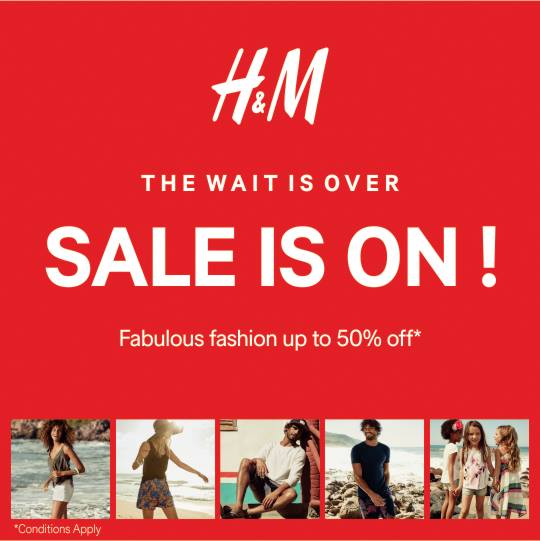 the wait is over h m sale is on from 24 june 2016. Black Bedroom Furniture Sets. Home Design Ideas