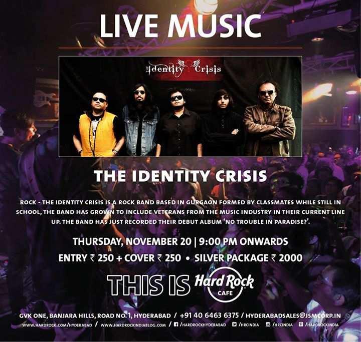 Hard Rock Cafe Hyderabad Events