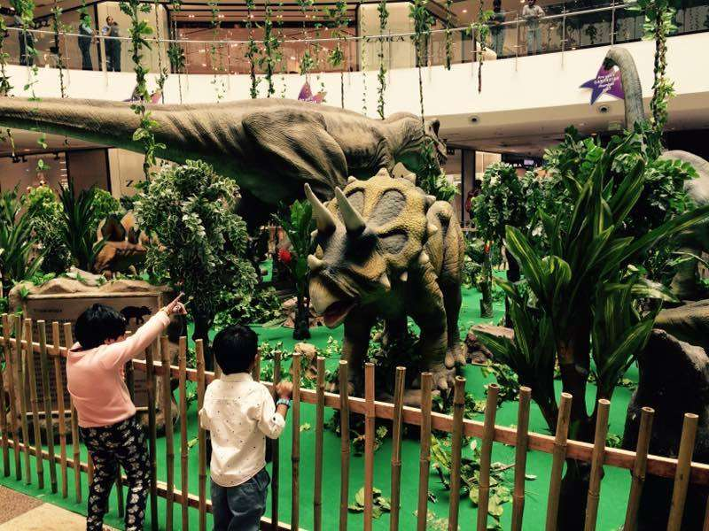 868e33a491 ... Dinosaurs at Forum Sujana Mall 15th April to 31st May 2017 ...