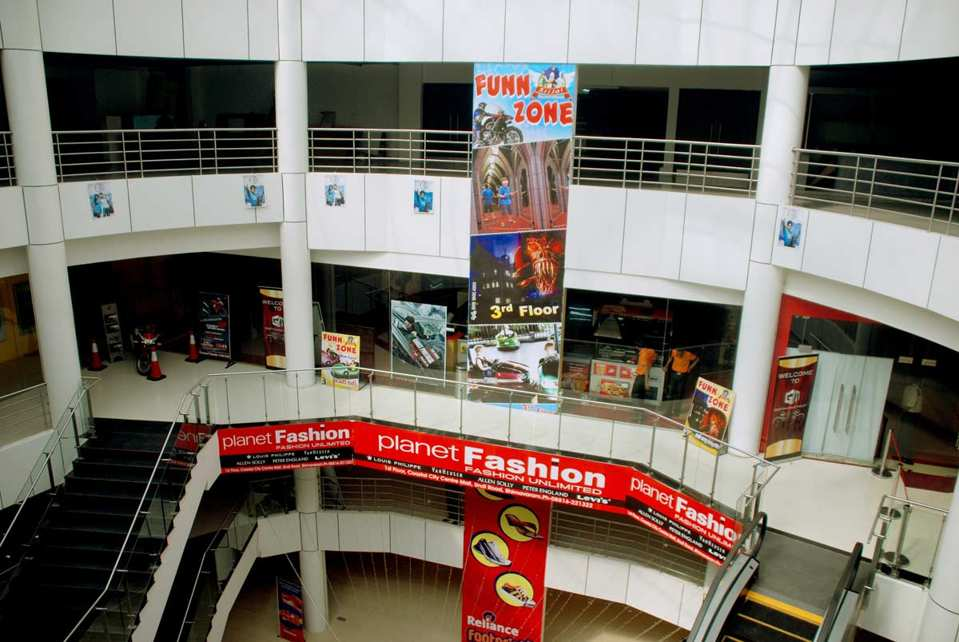City Center Mall Hyderabad Stores