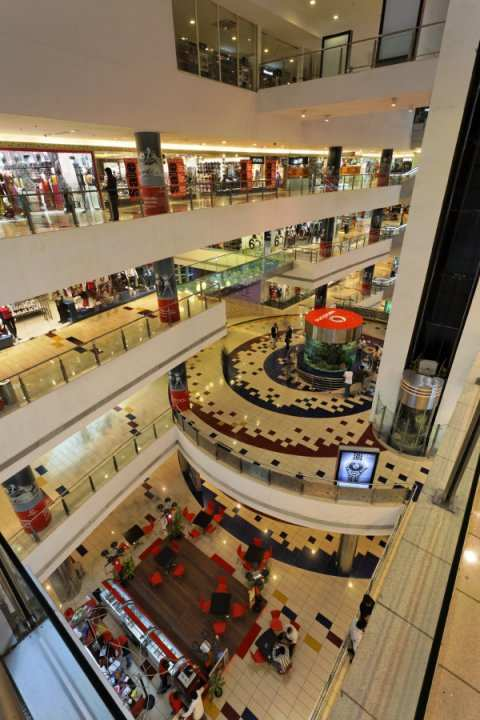 Gvk One Mall Hyderabad Shopping Malls In Andhra Pradesh