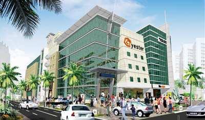 City Center Mall Hyderabad Restaurants