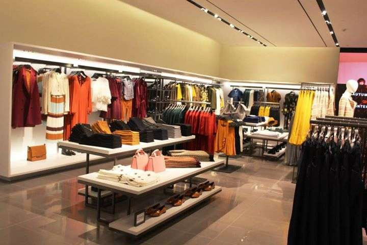 Mens Fashion Showroom