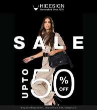 HIDESIGN End Of Season Sale - Upto 50% off