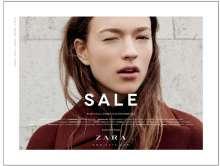 The sale at Zara Hyderabad Stores starts on 26 December 2015