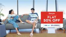Flat 50% off Sale at Lifestyle
