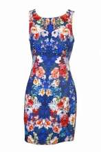 Floral Dress, Forever New, Shoppers Stop, Autumn Winter Collection