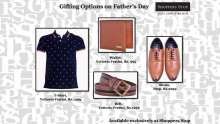 Gifting Options on Father's Day from Shoppers Stop