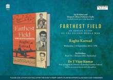 Book Launch: Farthest Field by Raghu Karnad at Taj Krishna Hyderabad on 16 September 2015