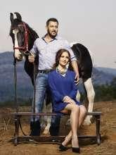Salman Khan and Elli Avram showcase Being Human's SS16 Collection