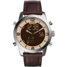 Fossil presents the gorgeous Trench Timepieces