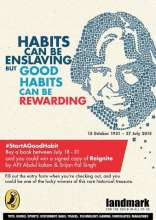Dwell in the magic of reading! Landmark commemorates Late Dr. APJ Abdul Kalam