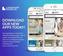 LandmarkShops launches its latest Android and official iPhone apps